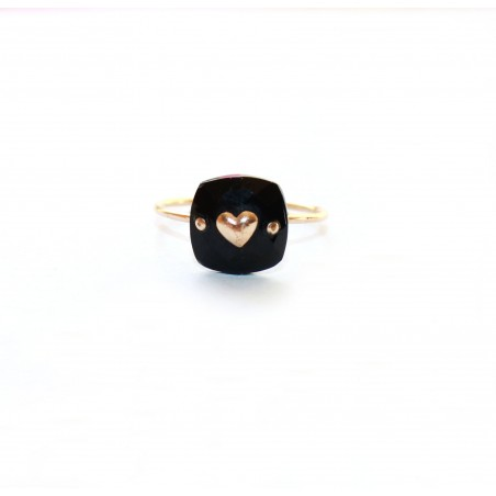 Bague Lovely Onyx T55