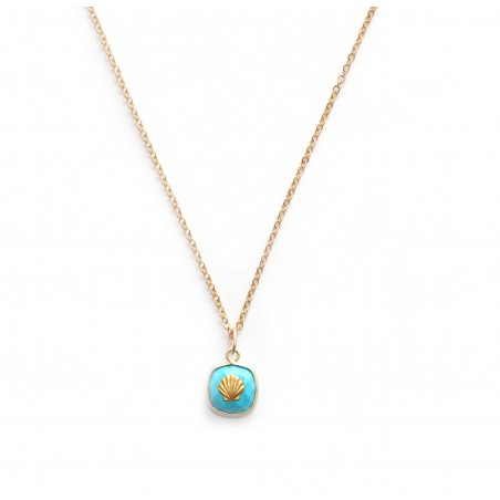Collier Siren Turquoise